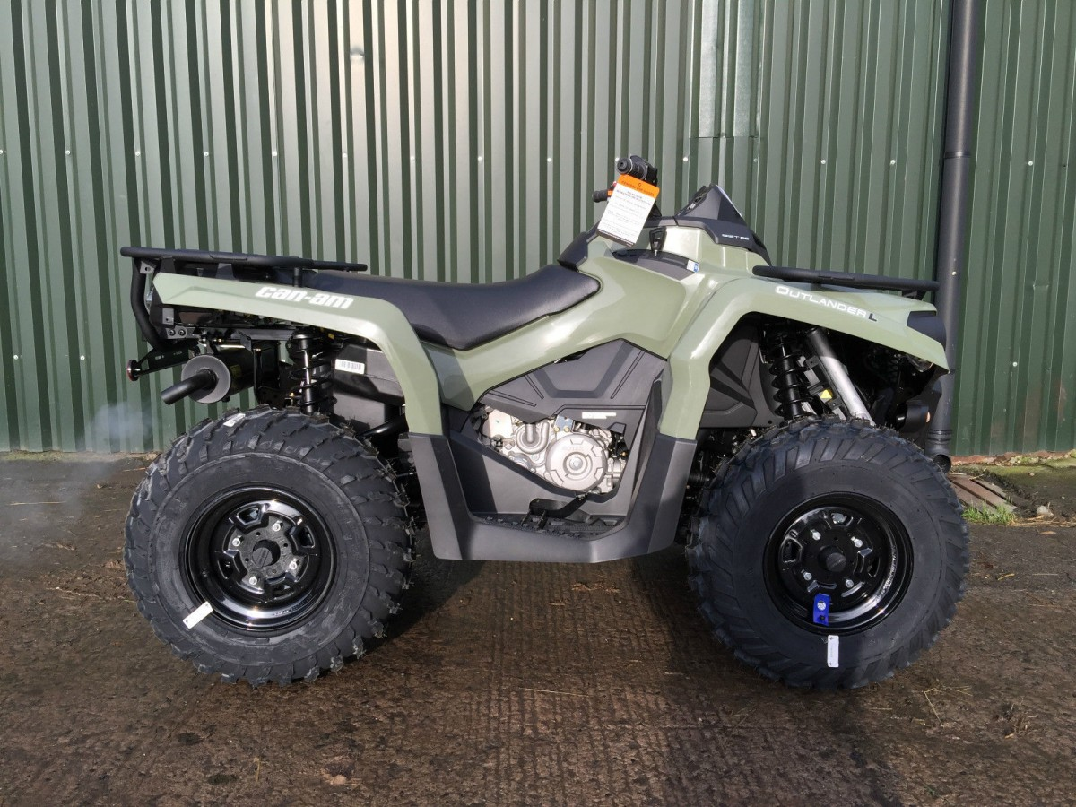 Countrywide atvs