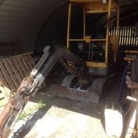 Digger/Excavator. Volvo 1.5 tonne. Price inc. VAT